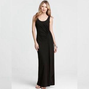 Ann Taylor Cascade Maxi Dress